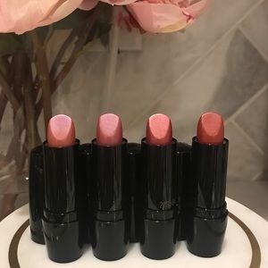 Lancôme Lipstick Bundle! Beautiful colors!